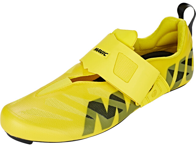 58798dedc68 Mavic Cosmic SL Ultimate Tri - Chaussures Homme - jaune noir ...